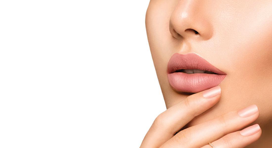 Коррекция формы губ